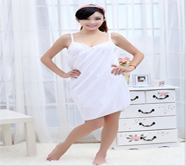 Buy One, Get One Free Special! - Pay R269 for a Large Bath Towel Dress Including National Delivery Valued At R399