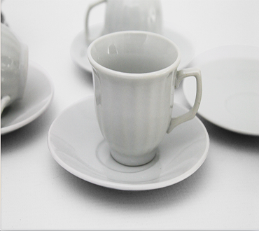 Buy One, Get One Free Special! - Pay R199 For A 6 Piece Espresso Cup and Saucer Set Including National Delivery Valued At R299