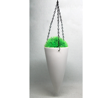 Buy One, Get One Free Special! - Pay R259 For A Tear Drop Shaped Ceramic Planter Including National Delivery Valued At R499