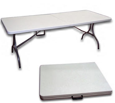 Buy One, Get One Free Special! - Pay R395 For A Portable Folding Table Including National Delivery Valued At R699