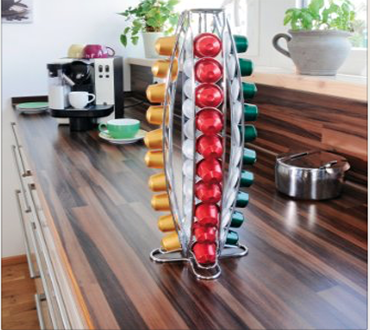 Pay R209 For A Curved Coffee Capsule Holder Including National Delivery Valued At R399