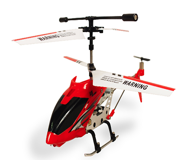 Pay R280 For Remote Control Helicopter With Built-In Gyroscope Including National Delivery Valued At R599