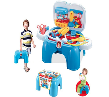 Pay R239 For A Kids Toy Doctor Play Set Including National Delivery Valued At R489