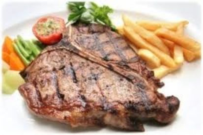 49% Discount on 2x 500g T-Bone steaks at Vasili's in Morningside – pay only R149 (usual price R288)!