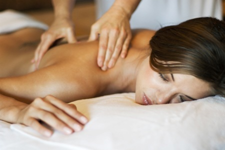 Save up to 63% on a head to toe pamper package for up to two people at Spa Jahzara
