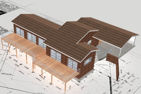 Save up to 60% on 3D Modelling for proposed new home construction or renovations for up to four rooms with 3D Axis
