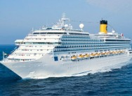 Luxury Cruise: Mediterranean cruise aboard the 4* Costa Magica