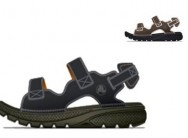 Crocs: Mens Tookali sandals, including delivery