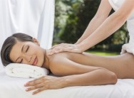 A Swedish full-body massage, Deep Cleanse facial and a pedicure at Royal Day Spa