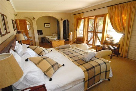 Eastern Cape: Country Getaway for Two at Geralds Gift Guest House