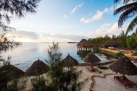 Zanzibar: Bed and Breakfast Getaway at 3* Paradise Beach Resort, Includes All Air Fares