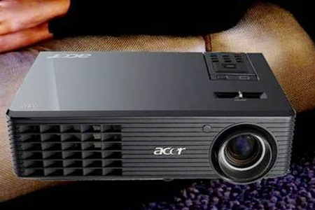 Acer Home Cinema 3-D Ready Projector, Including Delivery