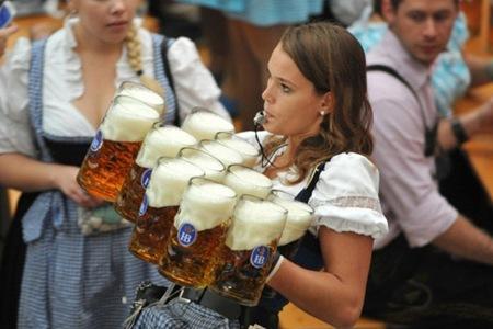 Standard or Über Bier Hall Tickets to the TOPS at SPAR Bierfest