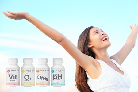 Vitology Premium Vitamins Monthly, Including Delivery