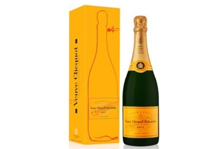 Veuve Clicquot Yellow Label, Including delivery
