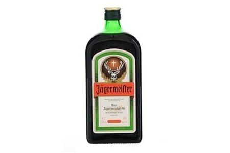 One or Two 1L Bottles of Jägermeister, Including Delivery