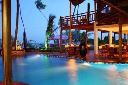 Zanzibar: All Inclusive Getaway with Flights Per Person Sharing at Azanzi Beach Hotel with Africa Stay