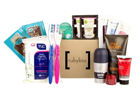 Rubybox Travel Box, Including Delivery