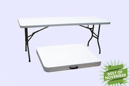 Fold Up Camping Table Including Delivery