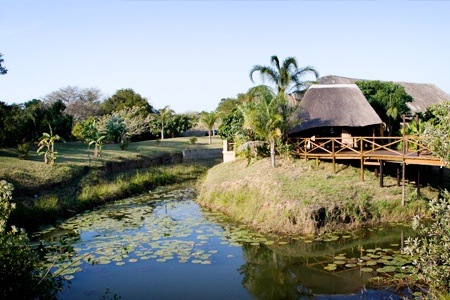 Two-Night Stay for Four People at Amorello Bush Golf Lodge