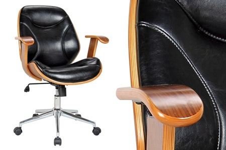 Bentwood Style Office Chair from R1 595 Including Delivery (33% Off)