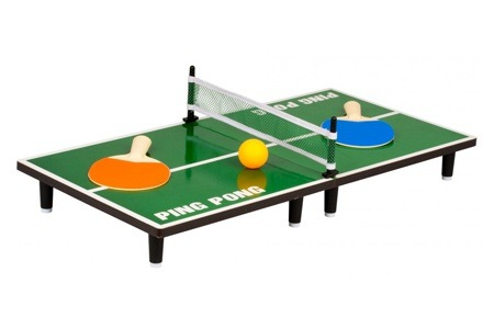 Portable Mini Table Tennis Table for R249.99 Including Delivery (50% Off)