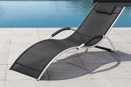 Aluminium Framed Sun Lounger for R1 199 Including Delivery (30% Off)