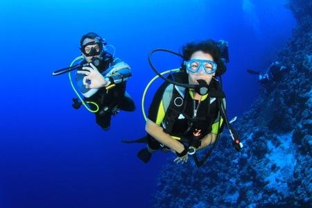 PADI Scuba Diving Course from Scubaversity