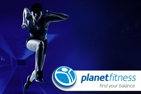 R1 200 Discount on a Planet Fitness Gym Membership