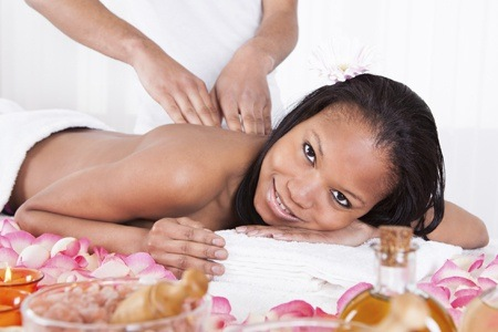 Full Body, Head and Foot Massages at The BlaqCherry Spa
