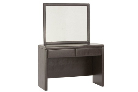 Leather Dressing Table and Mirror for R2 999 Including Delivery (25%)