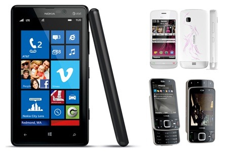 Choice of Nokia Phones from R1 199 Including Delivery (Up to 43% Off)