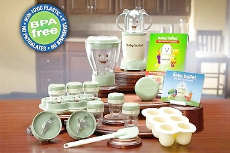 Baby Bullet Food Processor for R499.99 Including Delivery (50% Off)