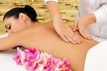 Back, Neck and Shoulder Massage and a Nimue Facial at Allure Skin