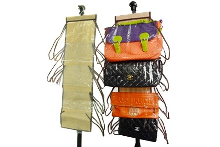 Hanging Handbag Organiser for R110.99, Including Delivery (50% Off)