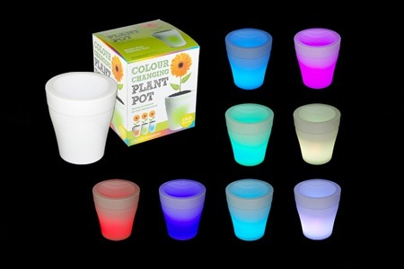 Colour Changing Plant Pot from R169.99, Including Delivery (50% off)