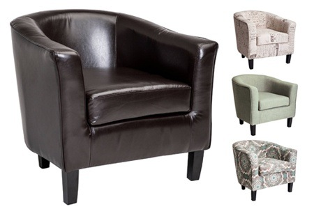 Tub Chairs for R1 499, Including Delivery (25% off)