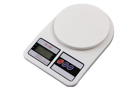 Electronic Kitchen Scale for R169.99, Including Delivery (50% Off)