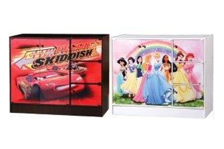 Kids Disney Set of Drawers for R1 099.99 Including Delivery (45% Off)