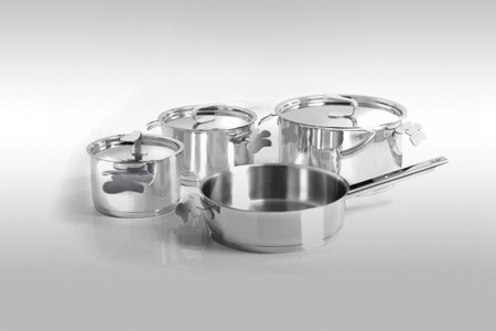 Carrol Boyes Seven-Piece Pot Set for R2 199.99 Including Delivery (37% Off)