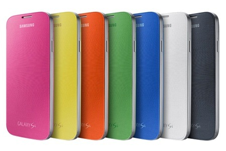 Samsung Galaxy S4 Flip Cover for R249 Including Delivery (50% Off)