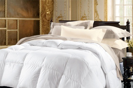10.5 Tog Goose Feather Down Duvet from R1 350 Including Delivery (33% Off)
