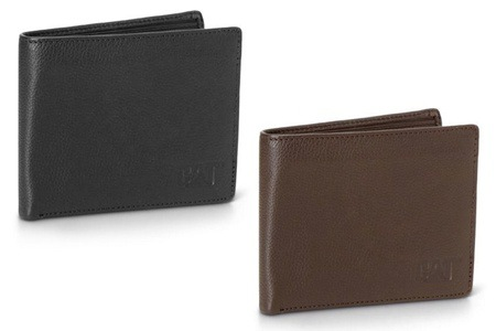 CAT Agate Wallet in Black or Brown From R419.99 Including Delivery (Up to 48% Off)