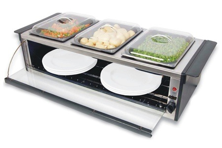 Prima One and Only Buffet Server for R999 Including Delivery (38% Off)