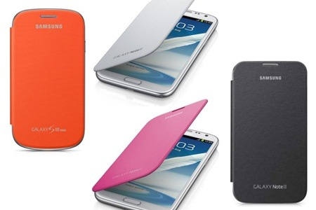 Samsung Note II Flip Cover for R239 Including Delivery (47% Off)