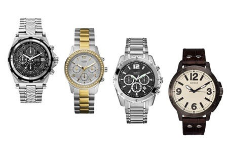 Men's and Women's Guess Watches from R1 345 Including Delivery (Up To 35% Off)