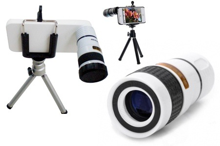 iPhone 5 Camera Kit for R299.99 Including Delivery (33% off)