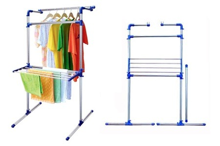 Multilayer Stainless Steel Clothes Hanger for R399.99 Including Delivery (43% Off)