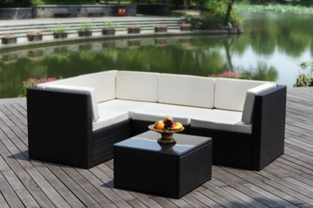 Vegas Five-Piece Corner Outdoor Set for R6399 Including Delivery (46% Off)