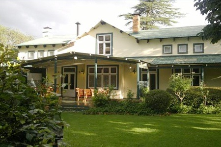 Dullstroom: B&B Stay for Two at the Highland Rose Country House and Spa